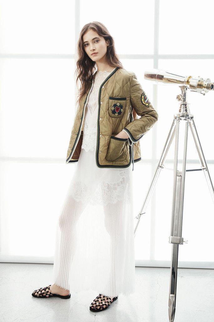 Летние стеганые куртки