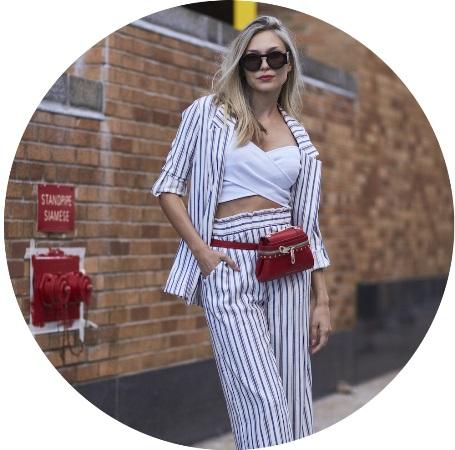Мода лето 2018
