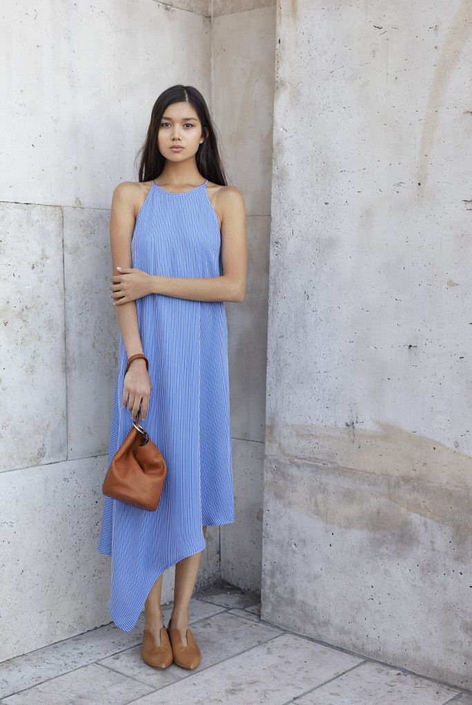 Модные летние цвета в одежде