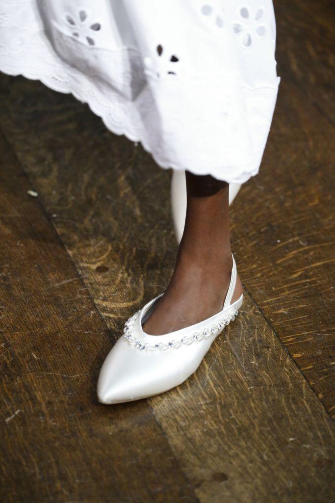 Модные туфли Simone Rocha