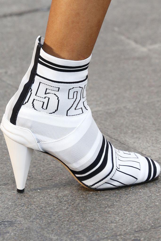 Модные туфли MSGM