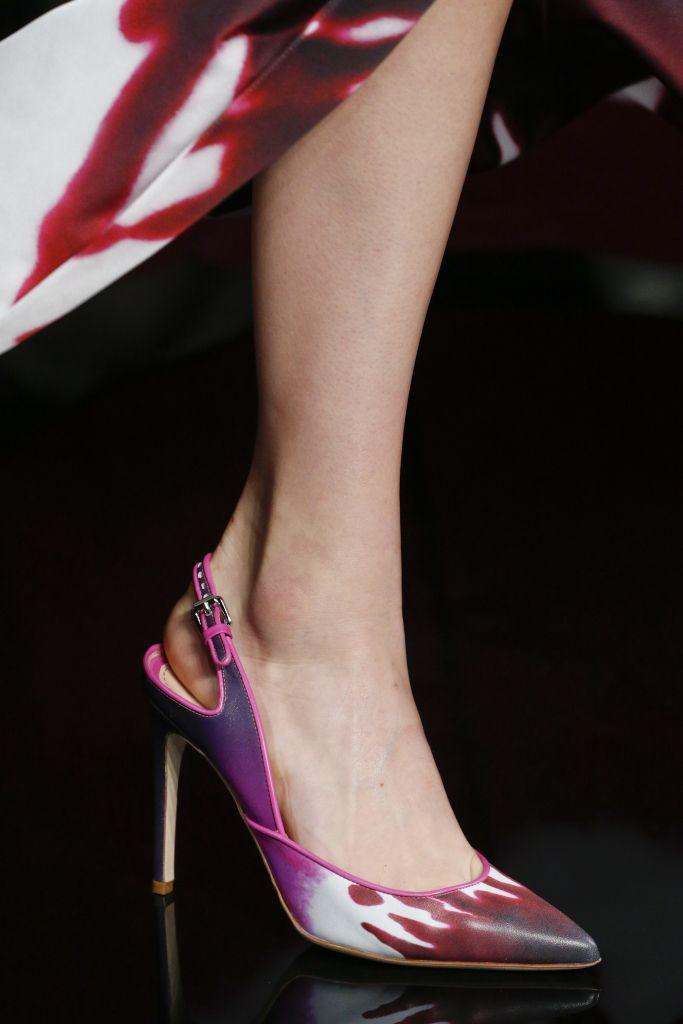 Модные туфли из коллекции Moschino