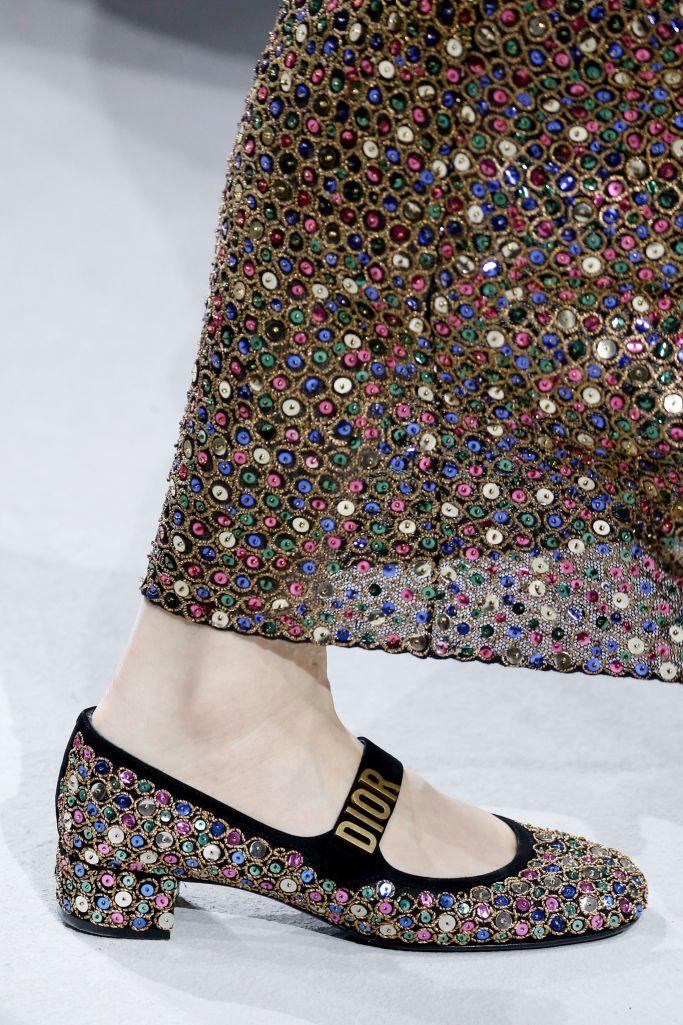 Модные туфли весна-лето