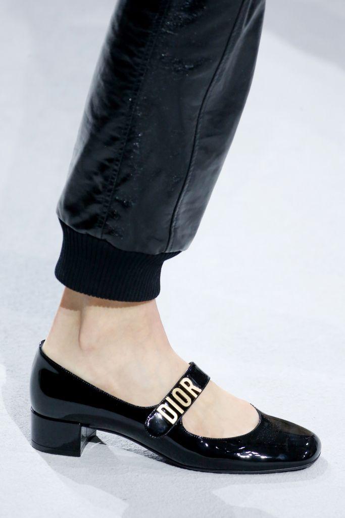 Модные туфли Christian Dior