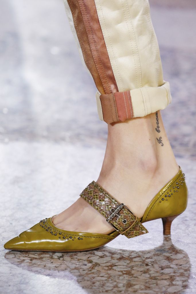 Модные туфли Bottega Veneta