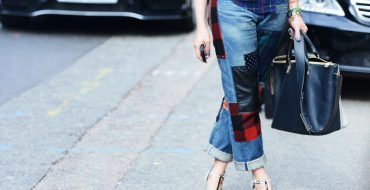 Модные женские джинсы бойфренды