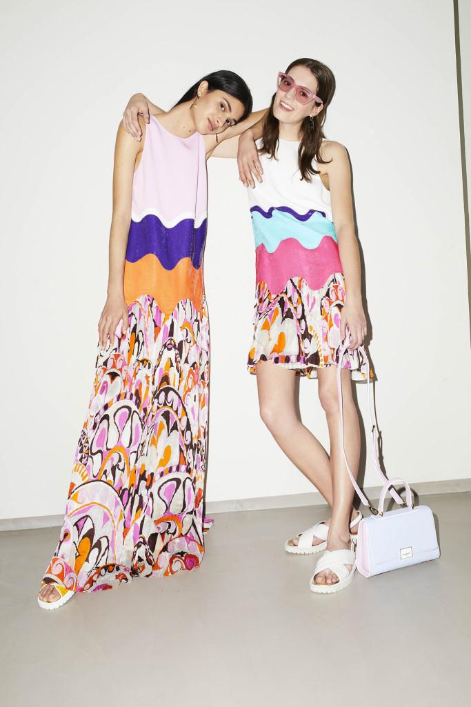 Пляжные платья Emilio Pucci