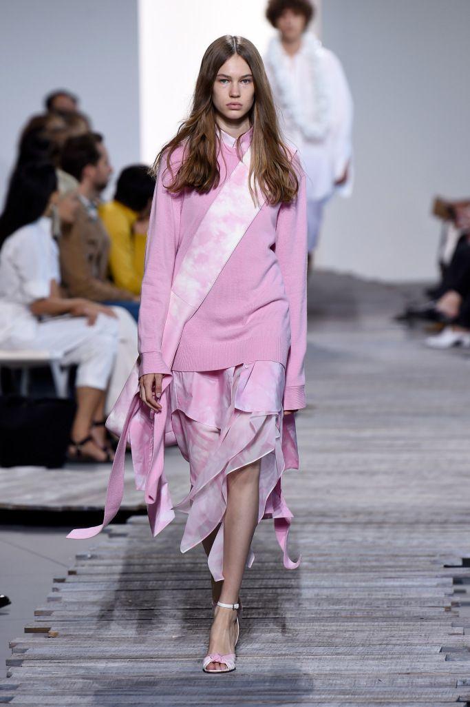 Летние кофты: модные цвета