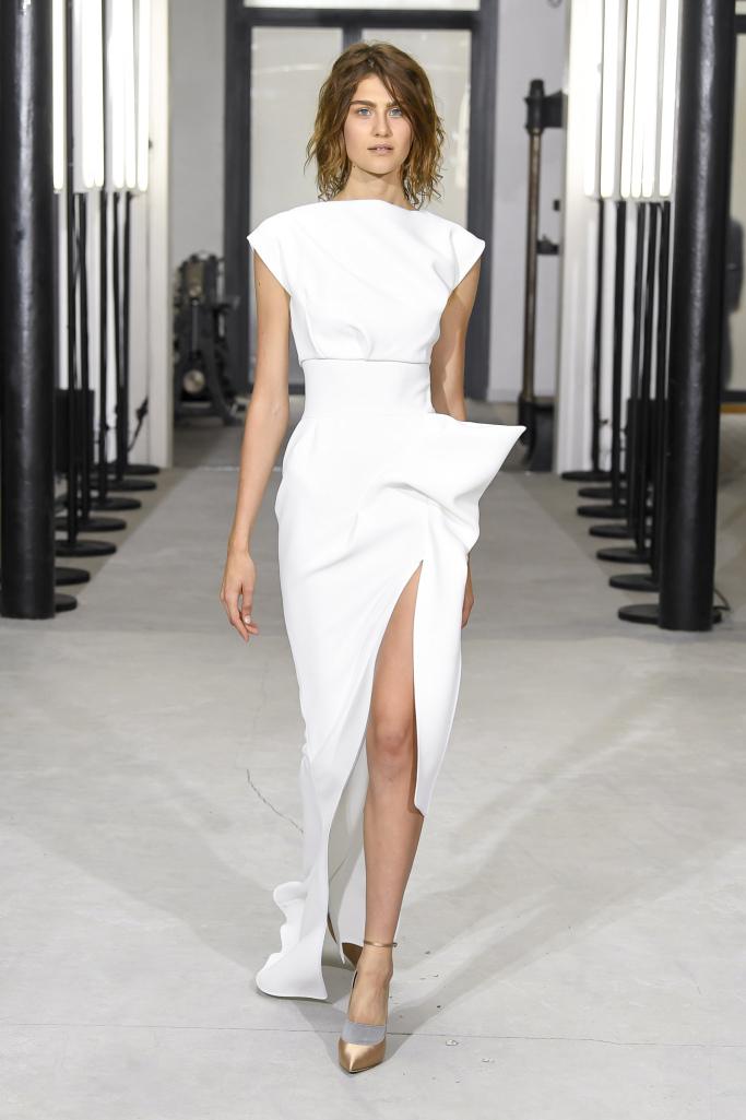 Свадебное пляжное платье Maticevski