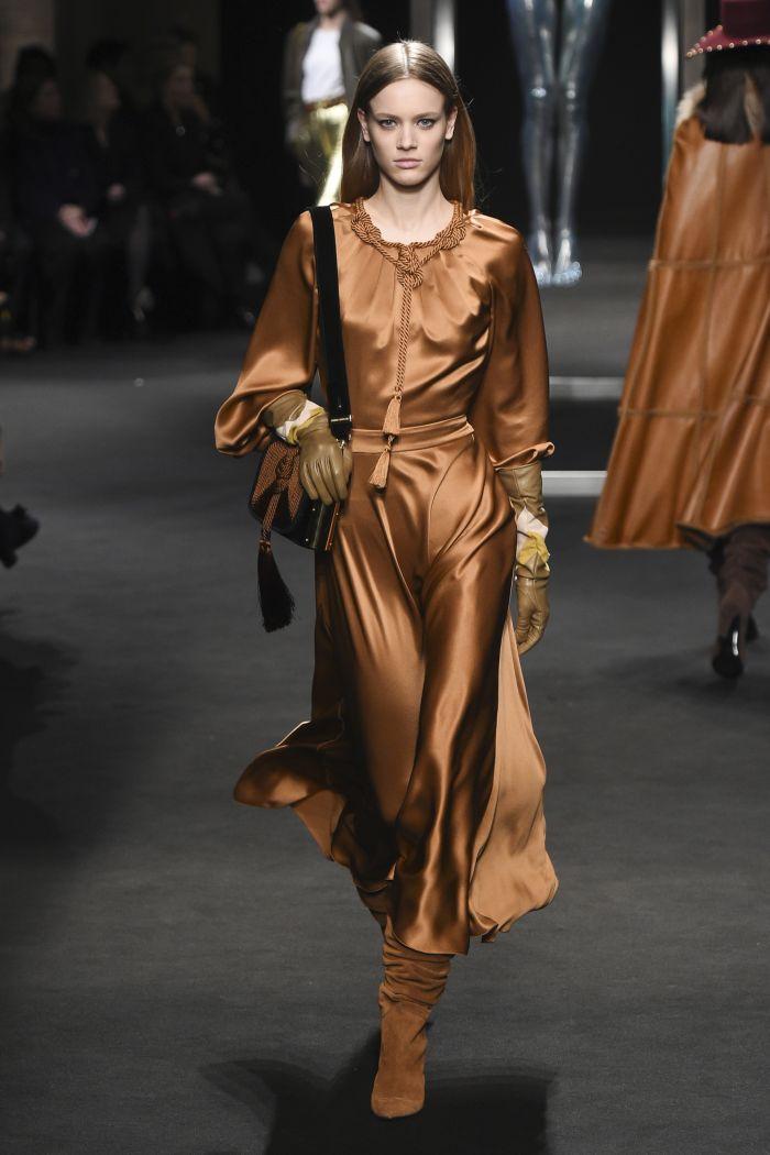 Модная обувь осень-зима 2018-2019 Alberta Ferretti