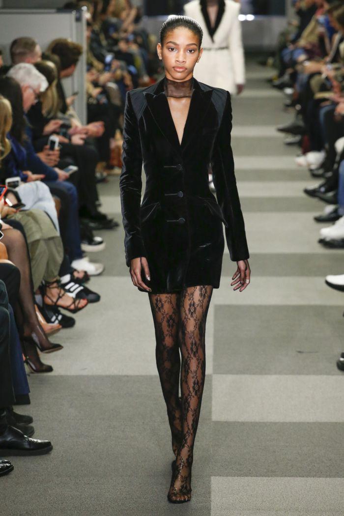 Модная юбка Alexander Wang