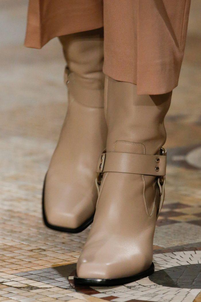Модная обувь осень-зима 2018-2019 Altuzarra