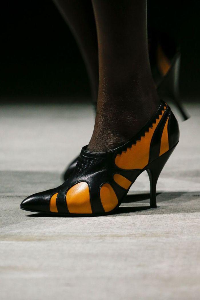 Модная обувь осень-зима 2018-2019 Bottega Veneta