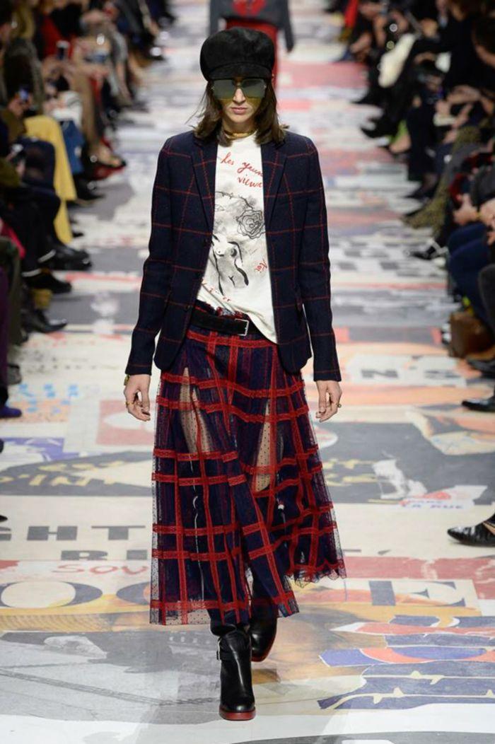 Модная женская обувь осень-зима Christian Dior