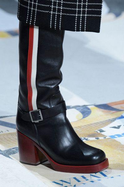 Модная обувь осень-зима 2018-2019 Christian Dior