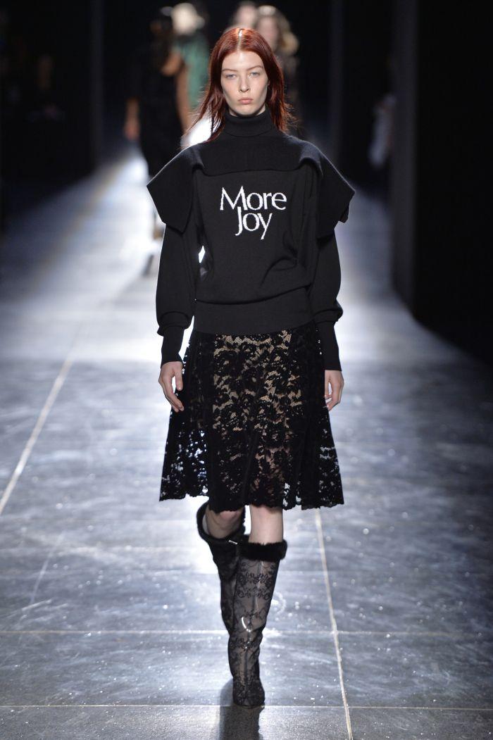 Модная женская обувь осень-зима Christopher Kane
