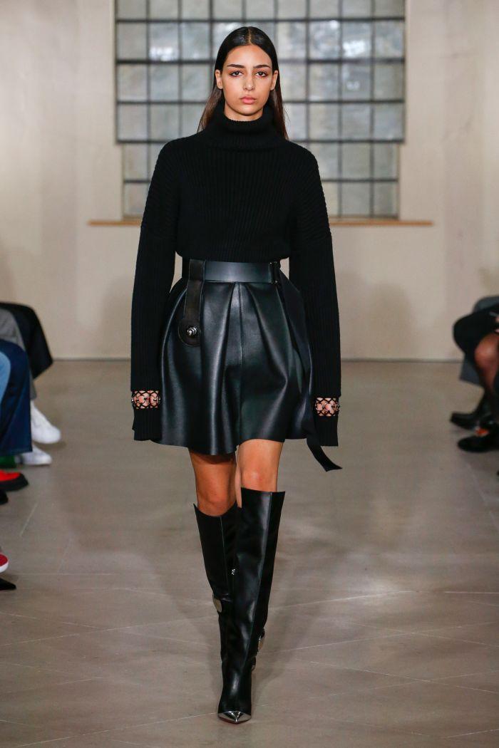 Модная женская обувь осень-зима David Koma