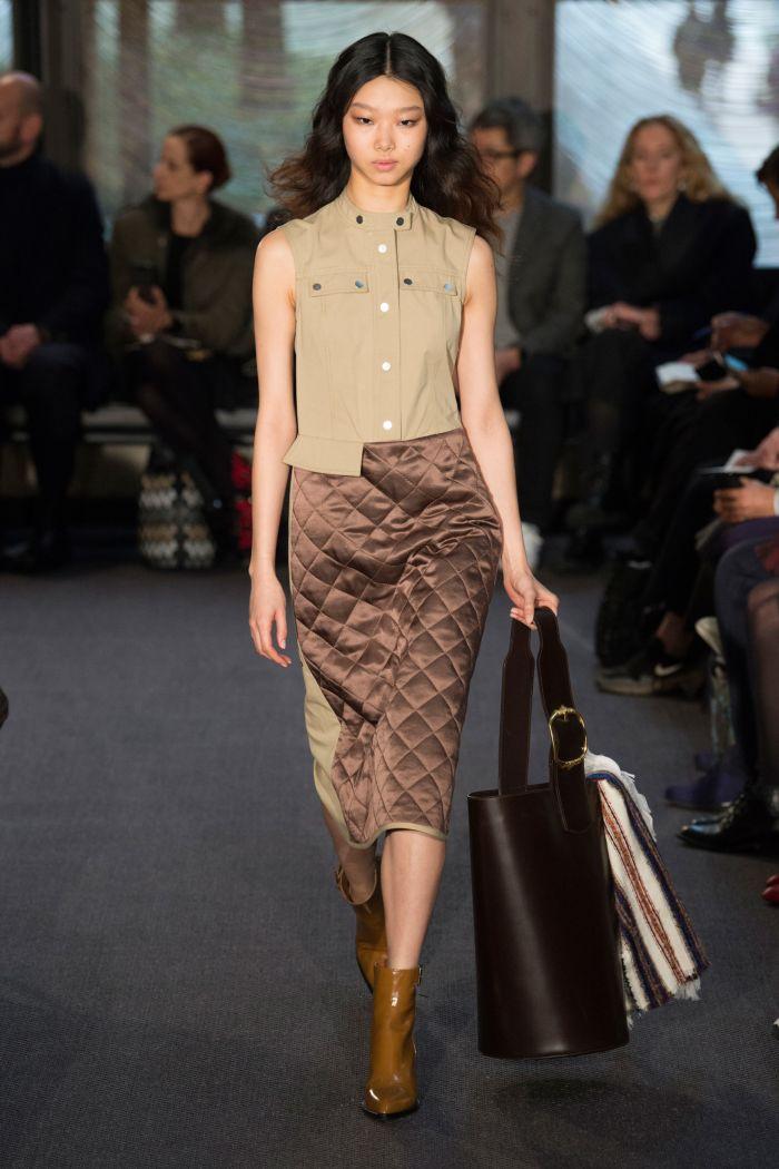 Модная женская обувь осень-зима Derek Lam