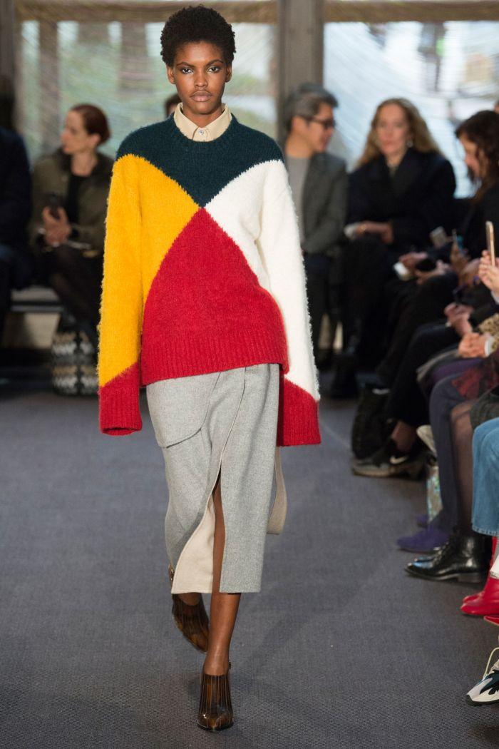 Модная юбка Derek Lam