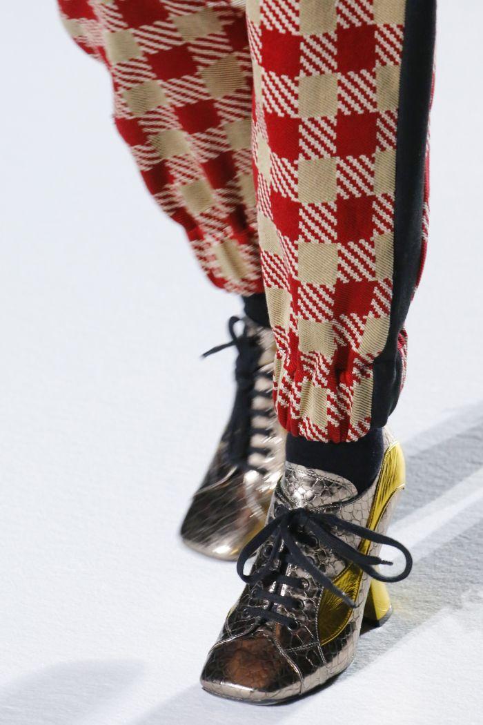 Модная обувь осень-зима 2018-2019 Dries Van Noten