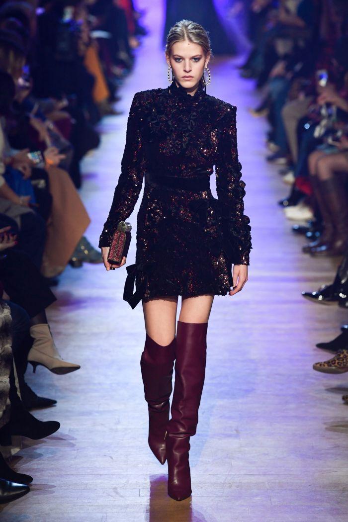 Модная женская обувь Elie Saab