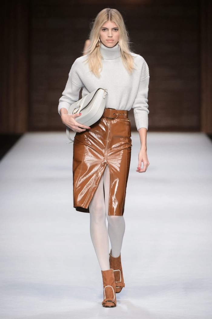 Модная женская обувь осень-зима Elisabetta Franchi