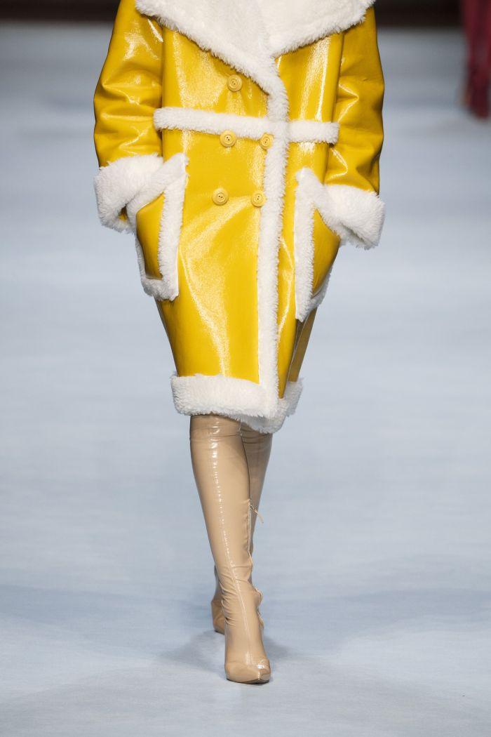 Модная обувь осень-зима 2018-2019 Elisabetta Franchi