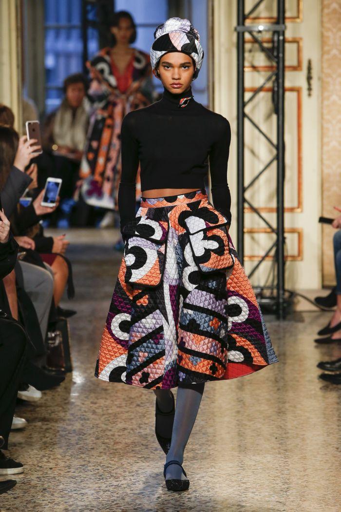 Модная женская обувь осень-зима Emilio Pucci