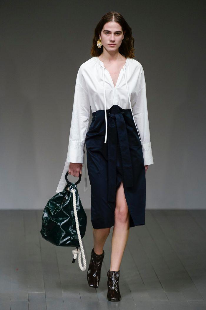 Модные женские юбки Eudon Choi