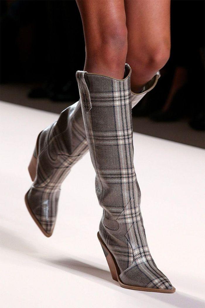 Модная обувь осень-зима 2018-2019 Fendi