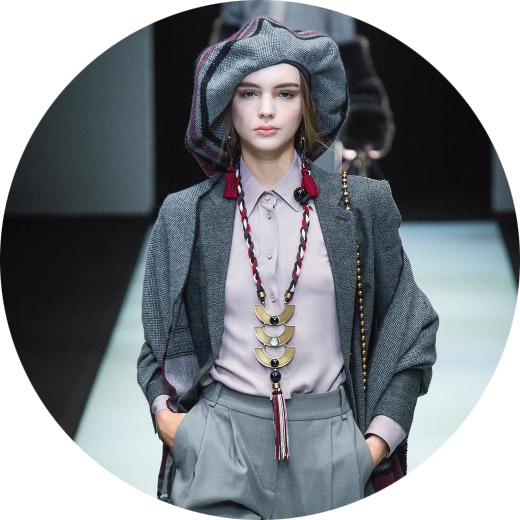 Модные шапки 2018 – 2019
