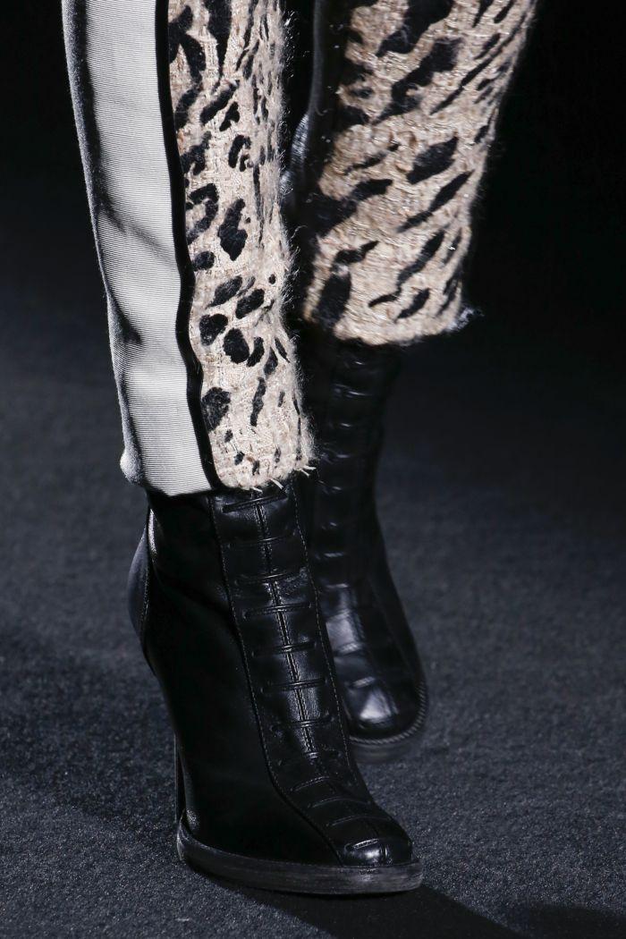 Модная обувь осень-зима 2018-2019 Haider Ackermann