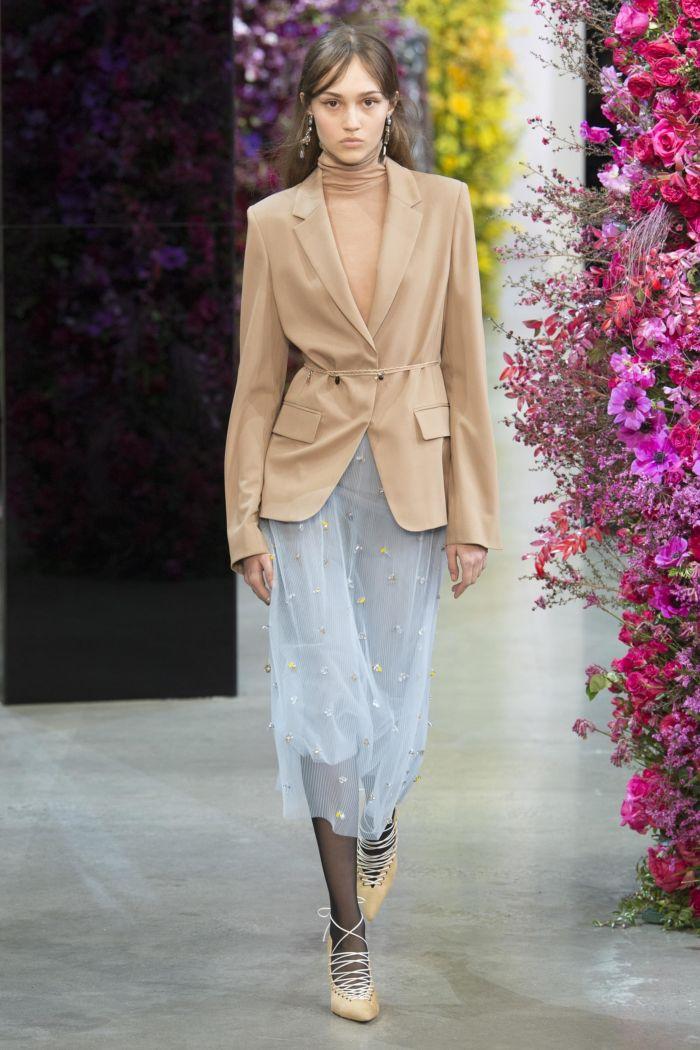 Модная женская обувь осень-зима Jason Wu