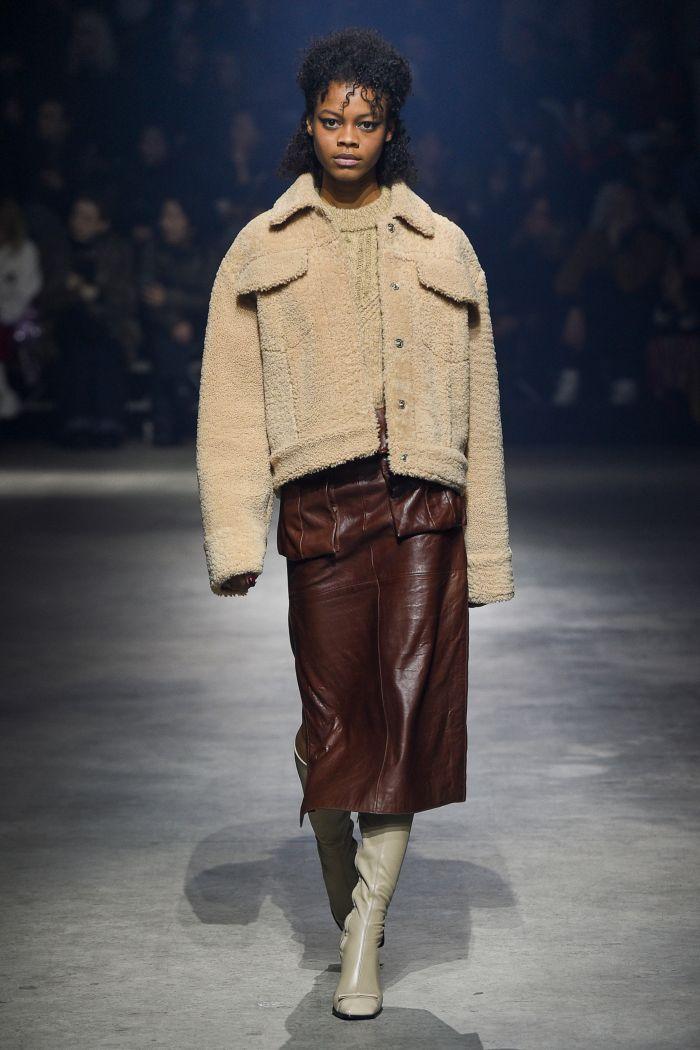 Модная женская обувь осень-зима Kenzo