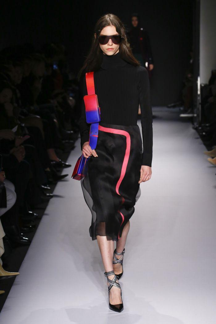 Модная женская обувь осень-зима Lanvin