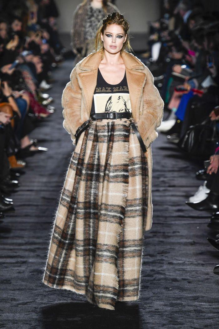 Модная женская обувь осень-зима Max Mara