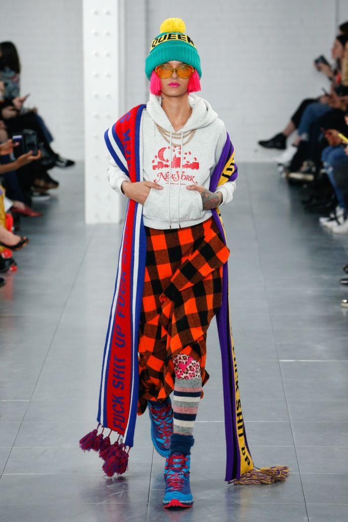 Модная женская юбка осень-зима Nicopanda
