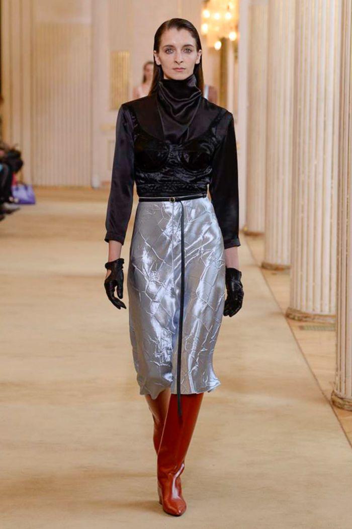 Модная женская обувь осень-зима Nina Ricci