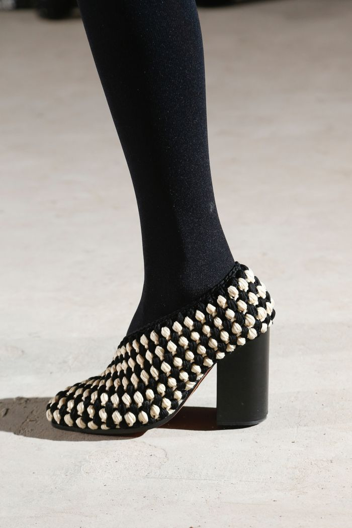 Модные женские туфли осень-зима 2018-2019 Proenza Schouler