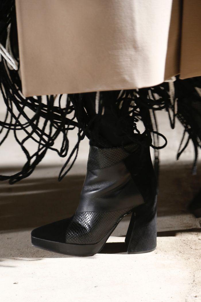 Модная обувь осень-зима 2018-2019 Proenza Schouler