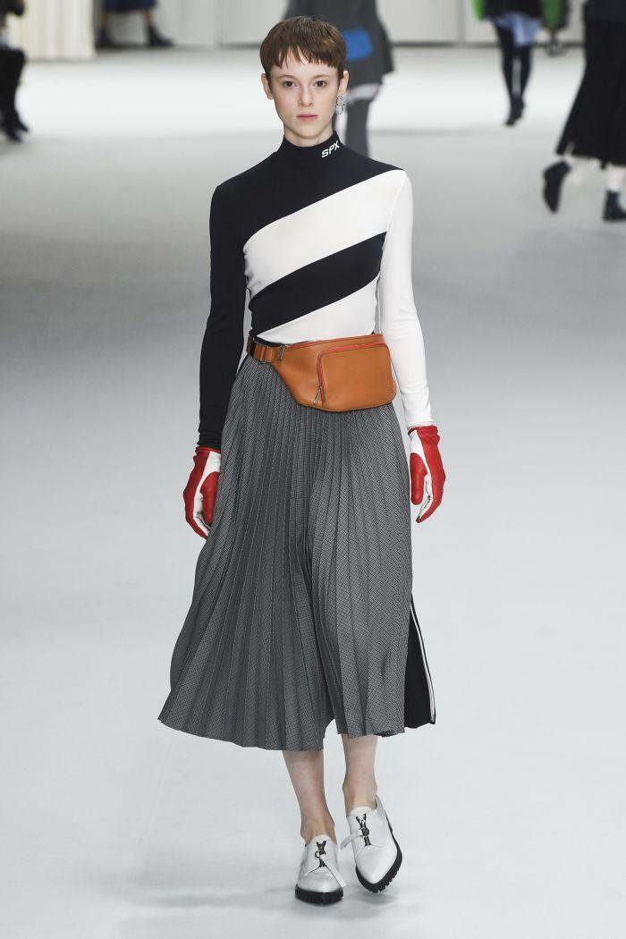 Модная женская юбка осень-зима Sportmax