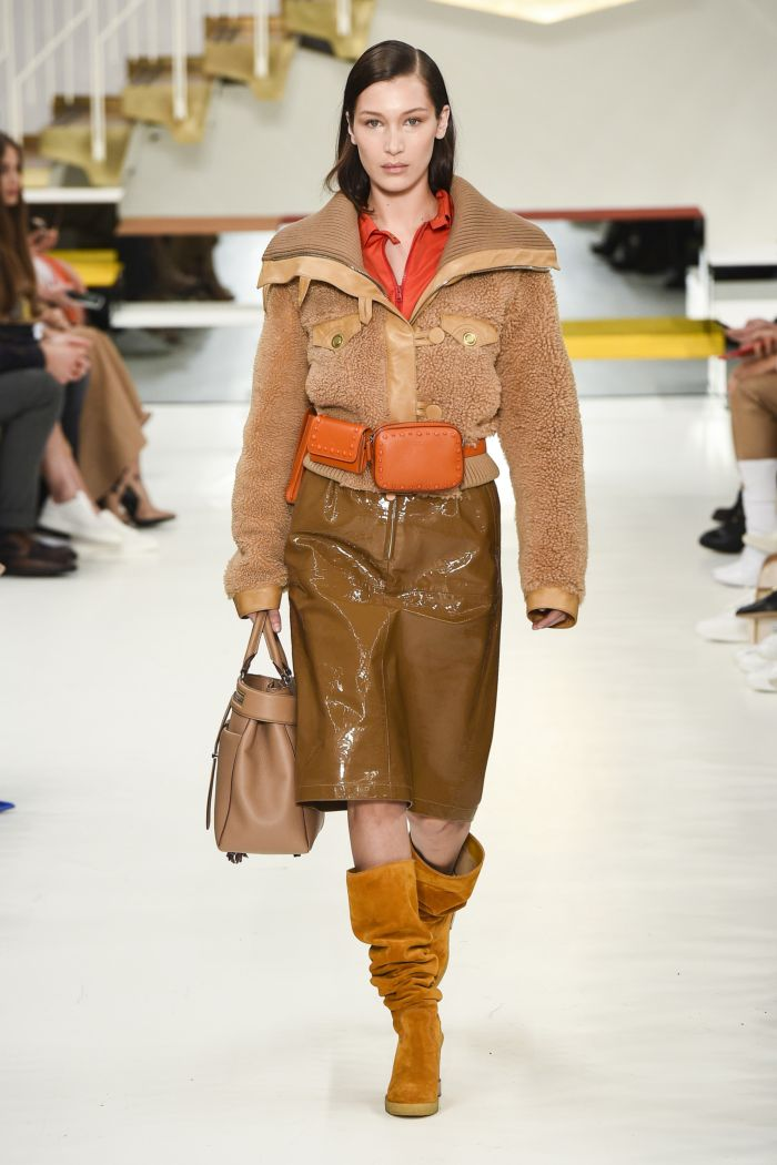 Модная женская обувь осень-зима Tod's