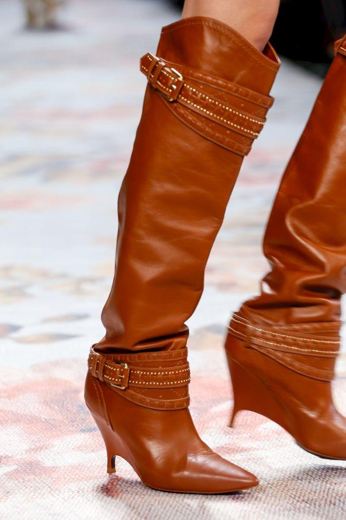 Модная обувь осень-зима 2018-2019 Zimmermann