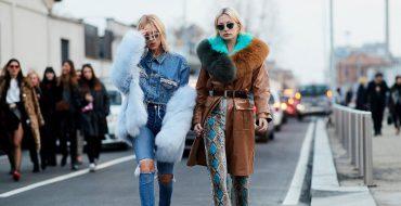 9 тенденций моды осень-зима 2018-2019 в женской одежде