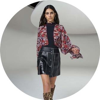 Модные юбки осень-зима 2018-2019