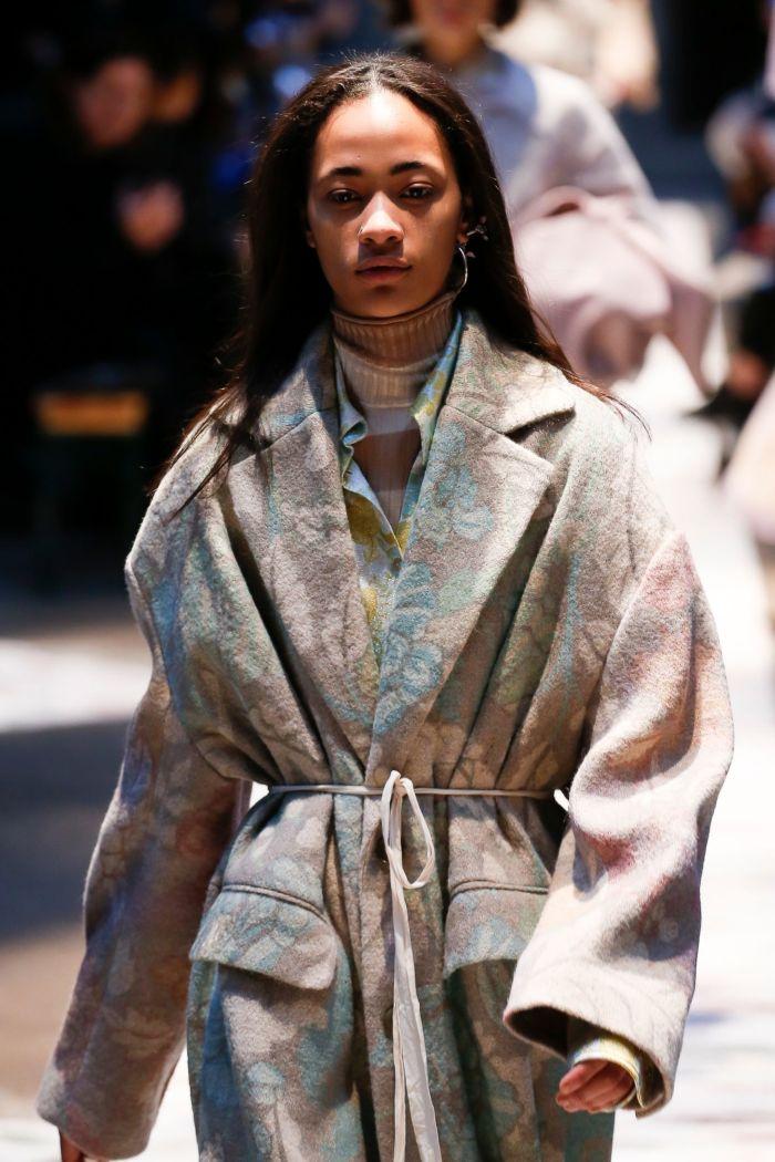 Модное пальто Acne Studios