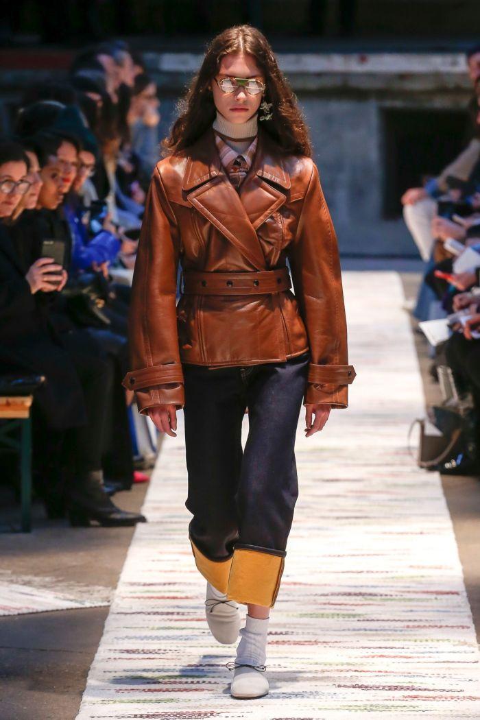 Модная куртка Acne Studios