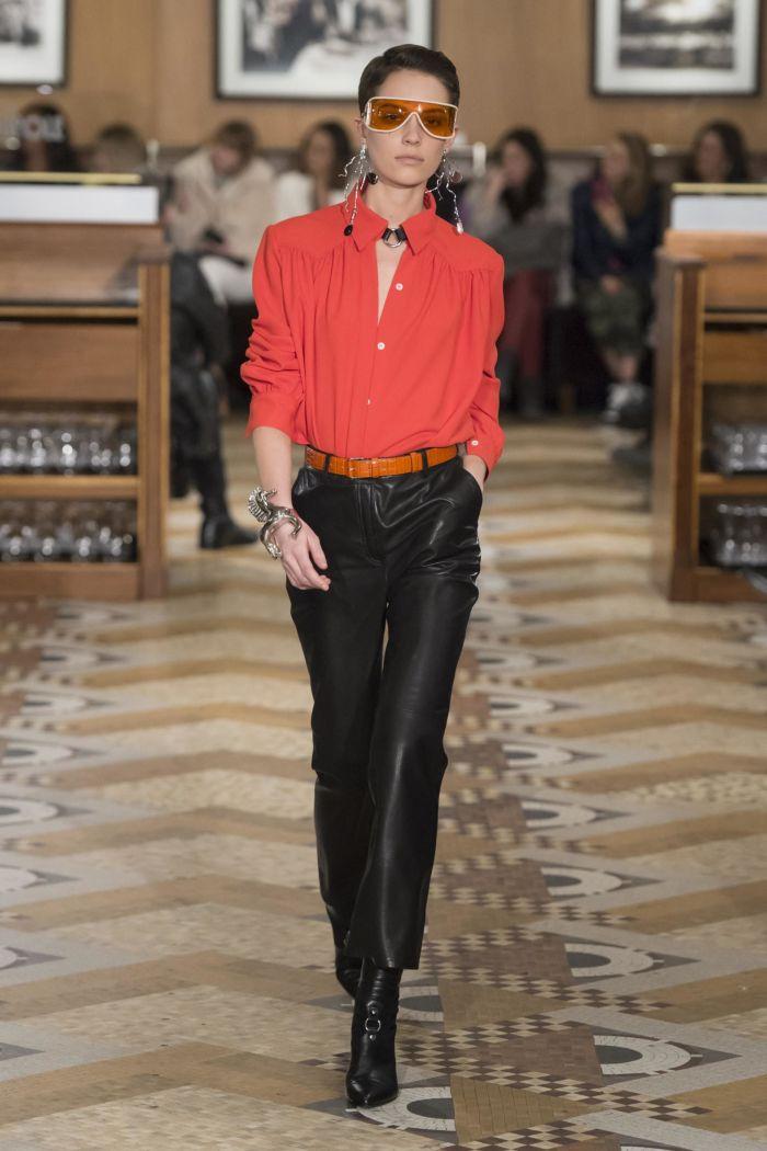 Модные женские брюки Altuzarra