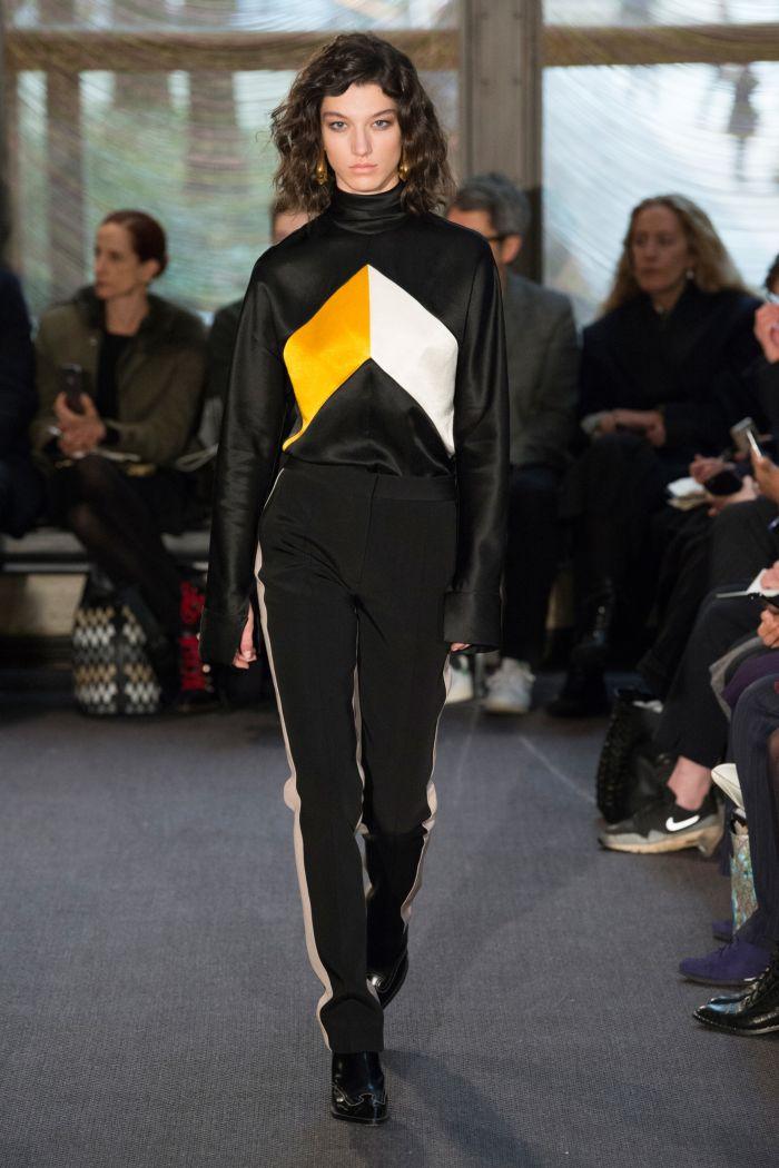 Модные женские брюки Derek Lam