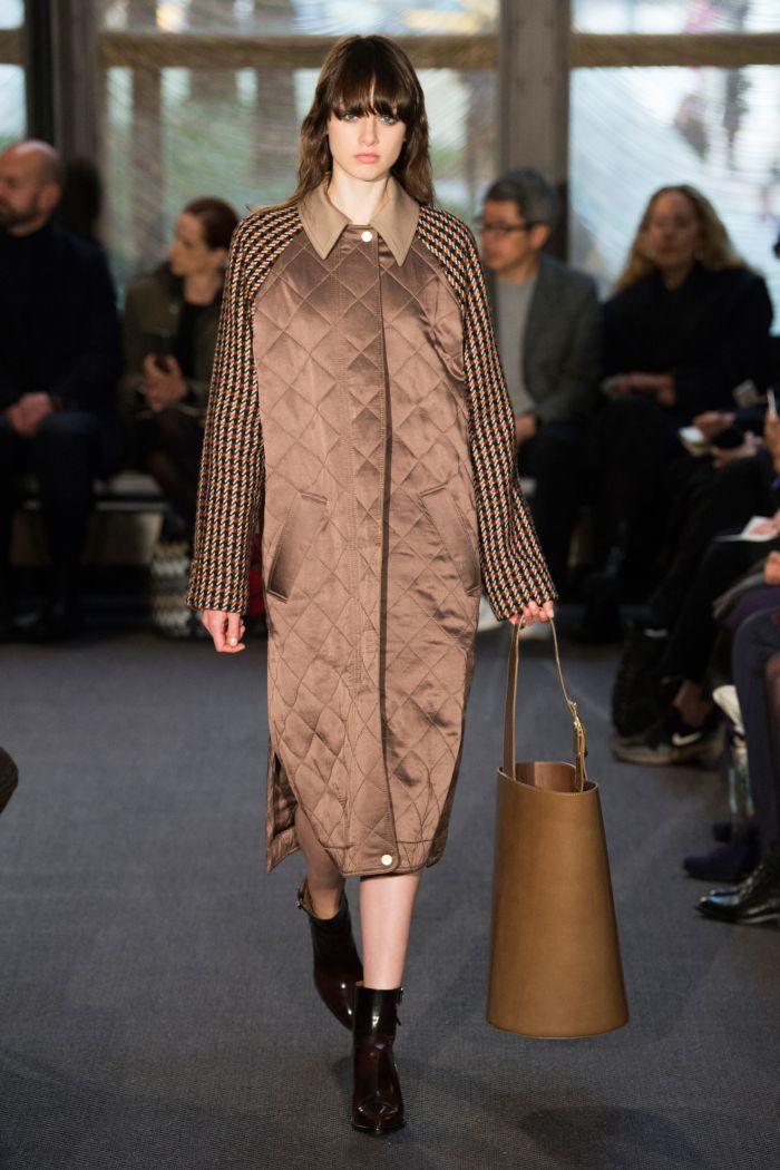 Модное пальто Derek Lam
